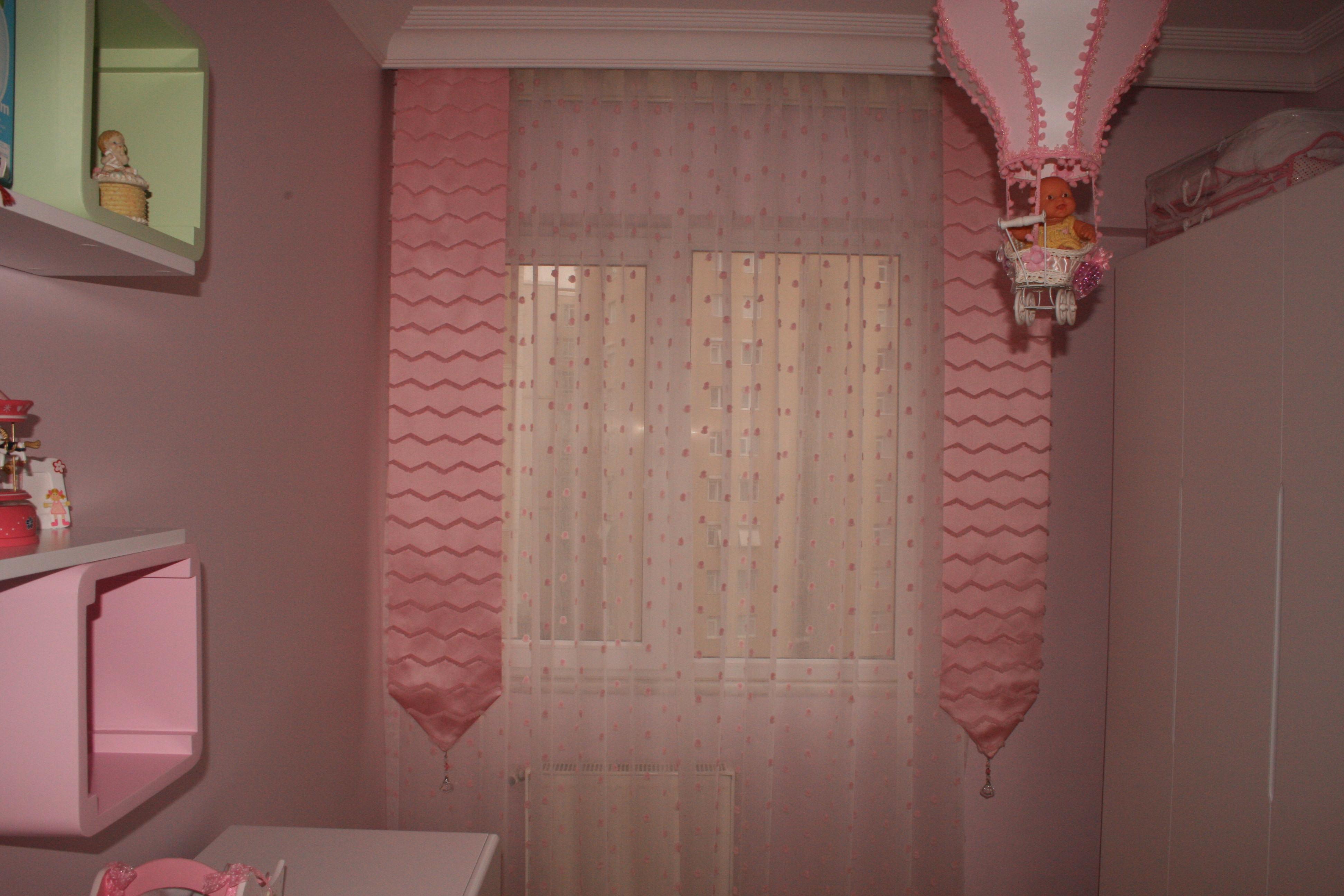 Çocuk Odası Perde 9