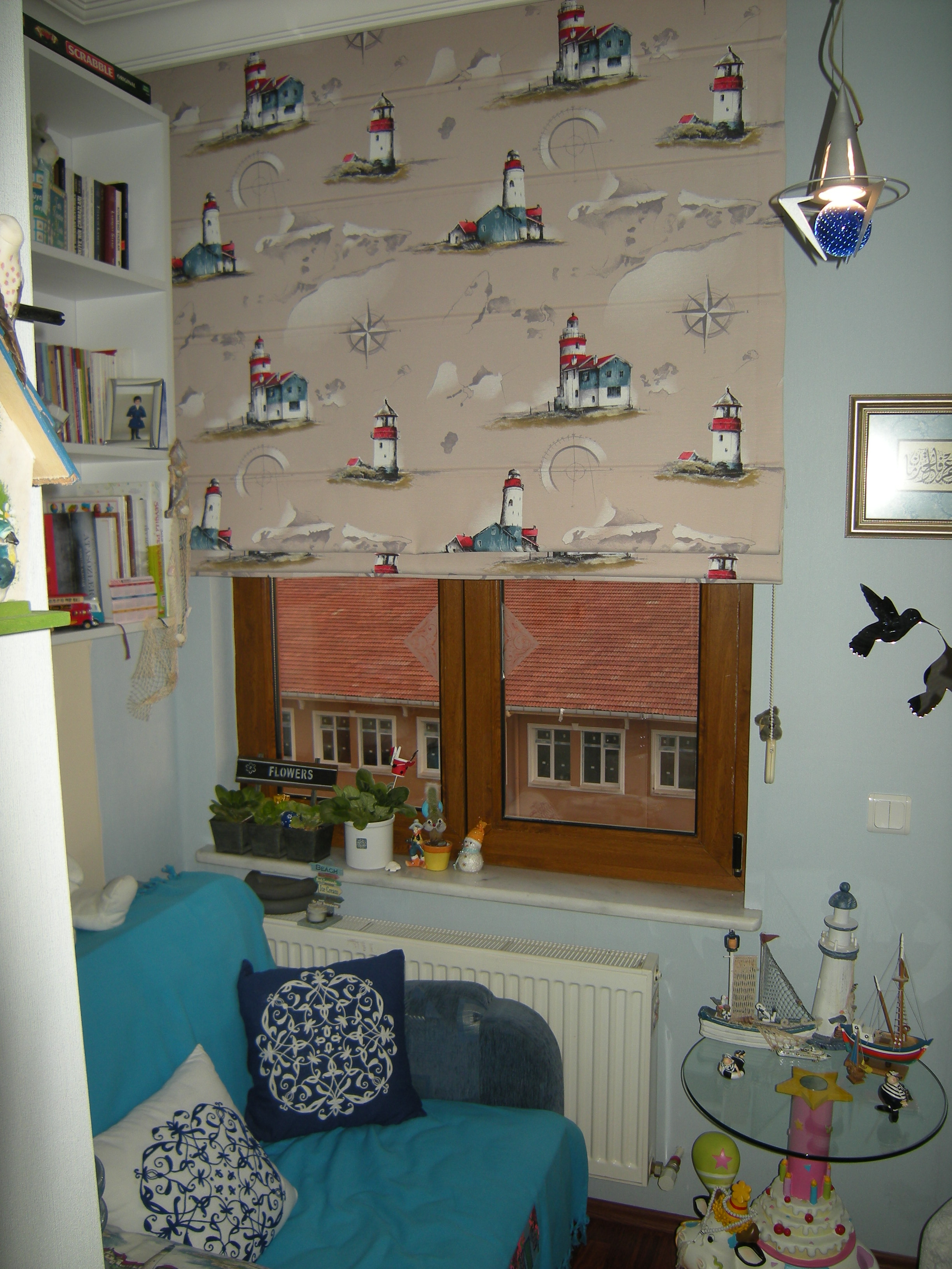 Çocuk Odası Perde 4
