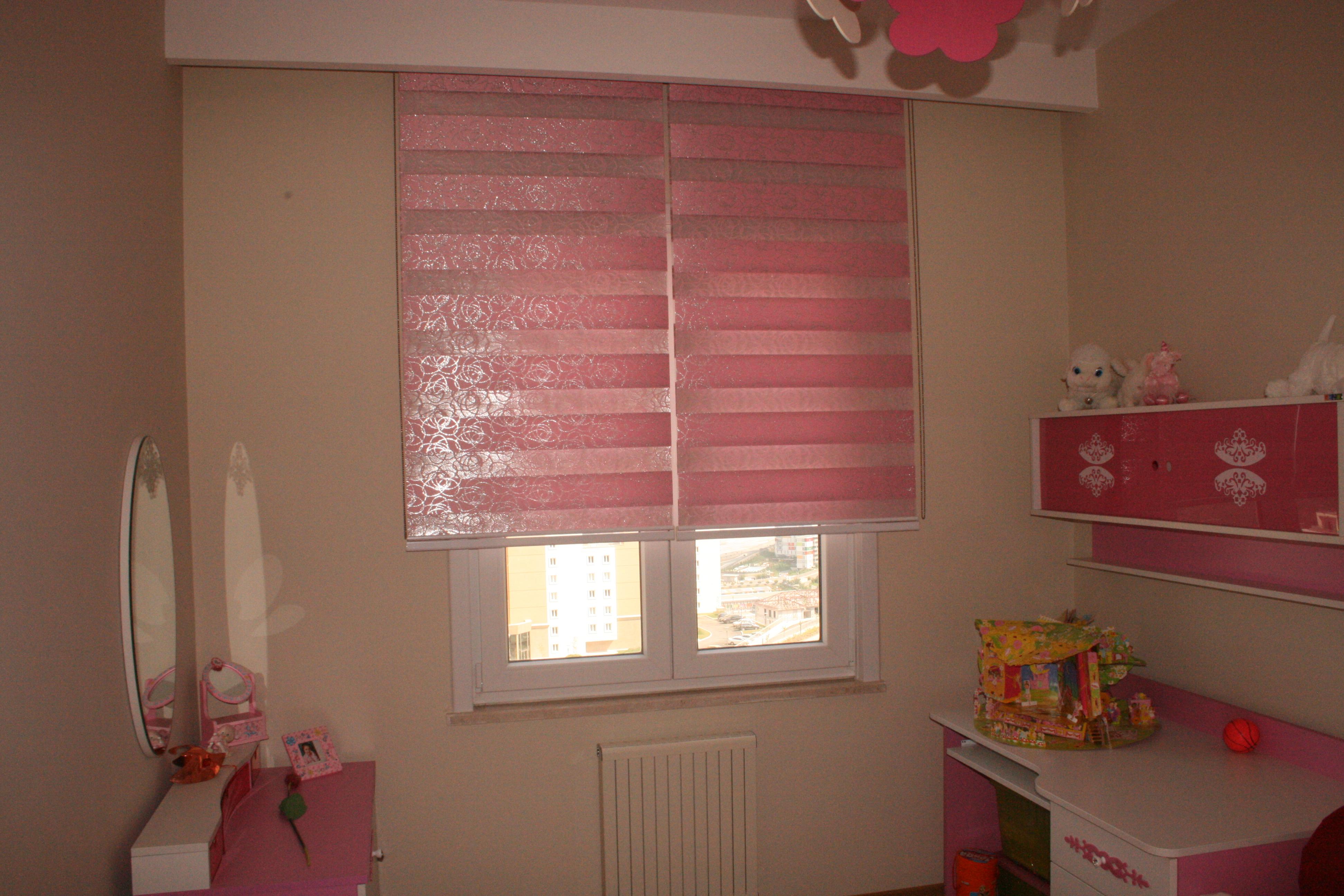 Çocuk Odası Perde 6