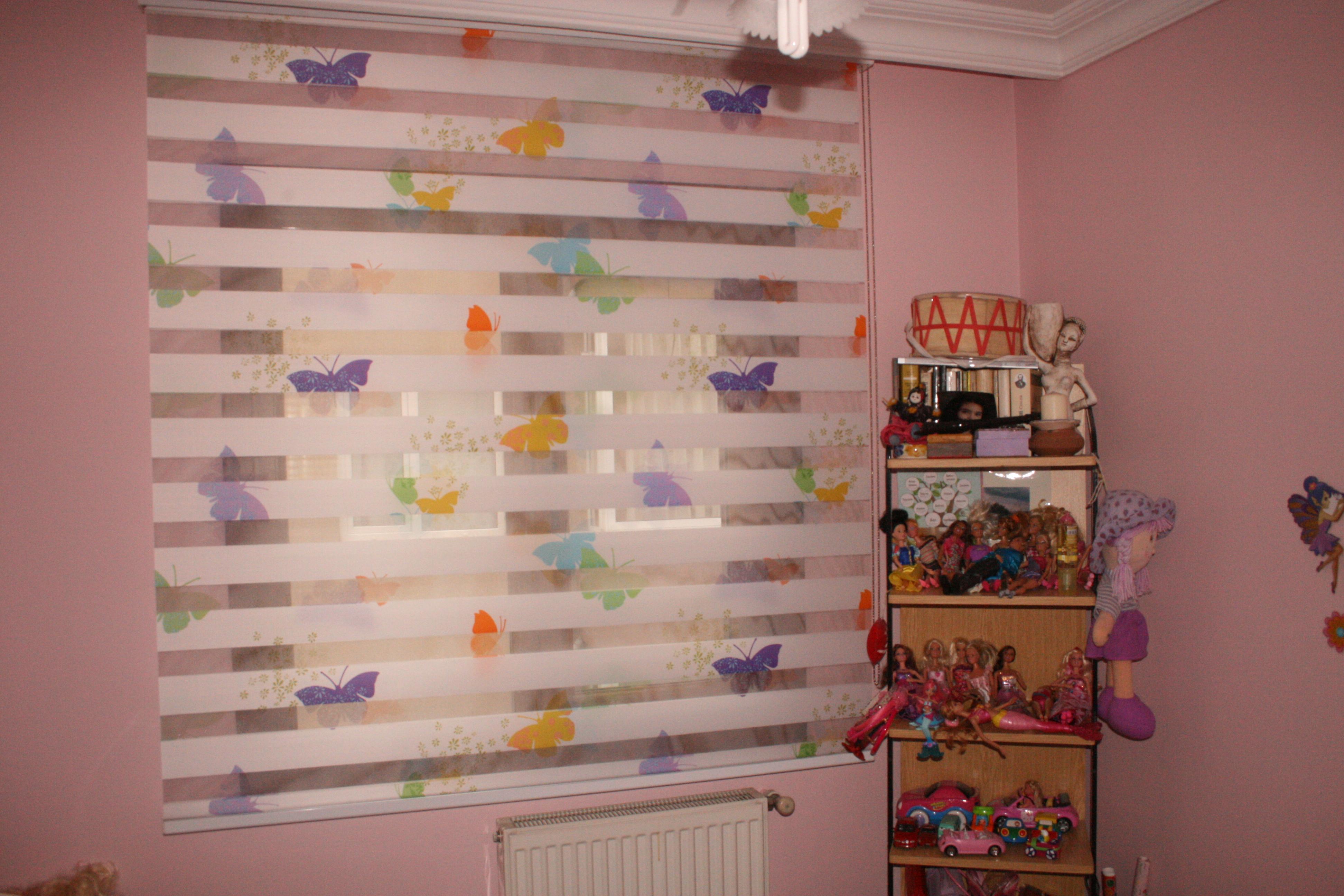 Çocuk Odası Perde 7